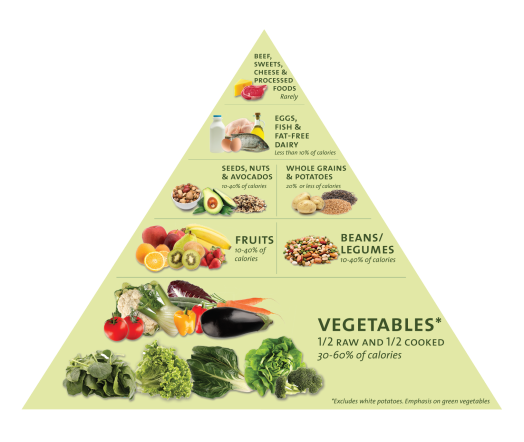 DF food pyramid